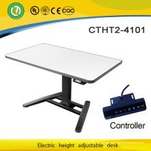 Stehender Schreibtisch-anhebender Laptop-Stand-Schreibtisch-Tisch höhenverstellbar sitzen, um zu stehen