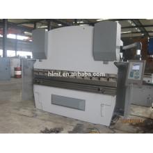 Máquina de doblar la hoja, máquina de doblar la placa, prensa hidráulica de la prensa del cnc para la venta