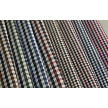 Verschiedene Prüfungen Köper 60 Baumwolle 40 Polyester-Gewebe Shirting
