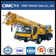 Guindaste hidráulico do caminhão de XCMG Qy25k-II com motor de Shangchai