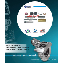 KNORR Caliper pin kit set oe no K000132 - II197140062 - II197330062 II350470062 - II304130062