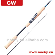 unique 4 section humanized fishing bass/ tilapia fishing rod