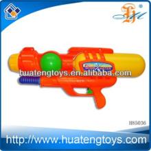 Nueva llegada de armas de juguete de plástico en la pistola de agua de la India H85036
