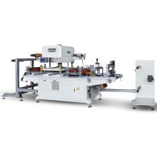 Machine à découper des morceaux de papier