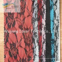 Кружевной ткани с полиэфирной ткани для ювелирных аксессуаров