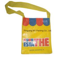 As compras experimentadas OEM da promoção do fabricante ajustam a mala a tiracolo da correia