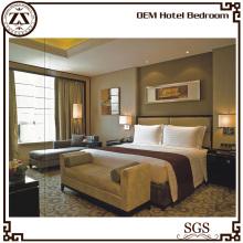Cubierta de cama de Hotel de movimiento popular y rápido