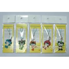 Joint autocollant Sac en plastique transparent Bijoux Poly sacs Emballage cadeau OPP Bag