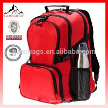 Mochila líder de la nueva mora de la moda, mochila escolar de purpurina con compartimiento portátil HCB0068