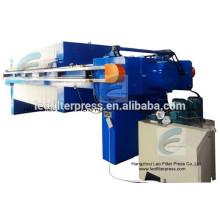 Leo Filter Press Concentrate Slurry Filter Press