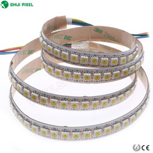 High quality Waterproof 5050 digital white light 144 led strip APA102 SK9822