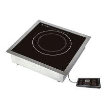 ETL / cETL Aprovado cooktop de indução comercial 120V / 60Hz 1800W Modelo SM-C01D