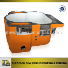 OEM производство фарфора ASTM стальной песчаный литейный редуктор
