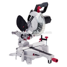 "255mm 10"" 1800w Wood/Aluminum Cutting Power Electric Cut off Saw Aluminium Cutting Sliding Miter Saw"
