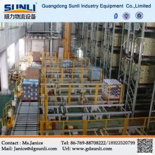 Профессиональная автоматизированная система стальные стойки склад АО R/S