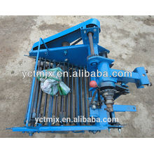 Small potato harvester/hand operated tractor potato harvester
