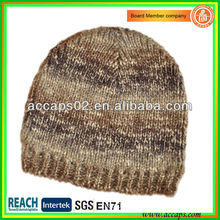 Thick beanie blended color thread cool style BN-2624