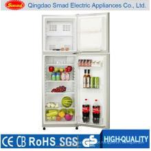 Refrigerador do congelador da parte superior do uso 220L / máquina home da refrigeração