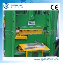 Máquina de picar piedra de revestimiento de pared a rayas
