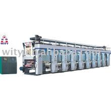 2015 YAD-A2 Auto Register Máquina de impresión por rotogravura precio