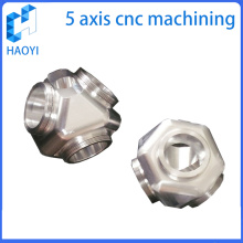 cnc machined metal parts of 5 Axis CNC Machining