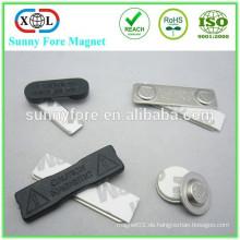 2015-Fabrikverkauf Ndfeb Namen Abzeichen magnet