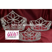 wedding princess bridal custom pageant rhinestone crown