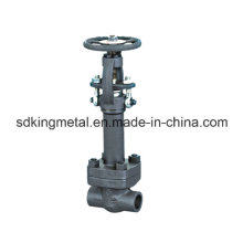 150lbs Forged Steel Flange Gate Valve