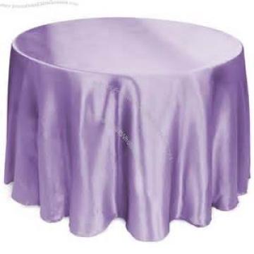 2015 vente chaude satin banquet nappe pour hôtel banquet de mariage