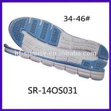 SR-140S031 Novos homens tamanho Casual soft eva phylon sole