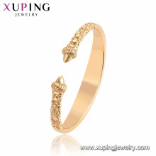 52135 xuping Environmental Copper gold jewelry woman bangles