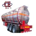 fuel tank truck semi trailer