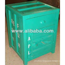 Container design furniture bedside
