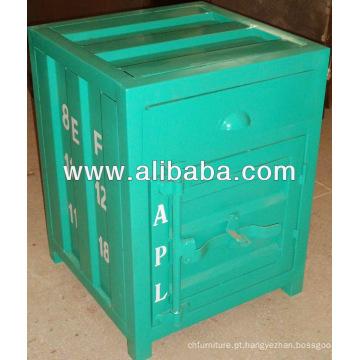 Mobiliário de design de móveis de cabeceira