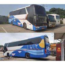 Used Bus KINGLONG 50 Seats second hand bus
