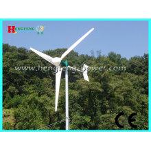 2kW Windkraftanlagen für zu Hause