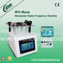 R11 Monopolar piel Belleza Radio Frecuencia de la máquina