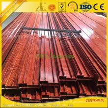 Usine d'extrusion en aluminium de Foshan fournissant le profil en aluminium en aluminium d'extrusion