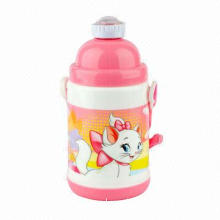 Hot Stamping Foil for Baby Bottles, with Cartoon Design Printing