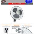 16′′ Wall Fan -Wall Mount Oscillating Quiet Fan