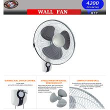 Ventilador de pared de 16 '' - Montaje en pared Ventilador silencioso oscilante