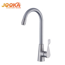 Factory wholesale new design nickle brushed kitchen sink mixer faucets