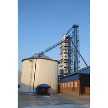 Máquina de secagem de grãos para agricultura de sistema de controle automático