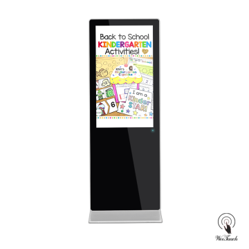 49 Inches Digital Signage Billboard for School