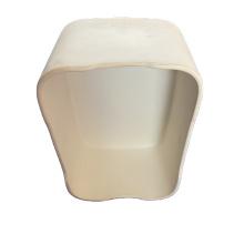 99%AL2O3 High temperature Laboratory Ceramic Alumina saggers