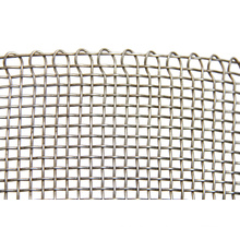 Galvanized Woven Square Wire Mesh Rolls (Crimped or not)