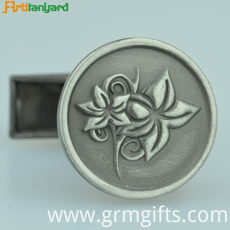 Custom Cufflinks Design