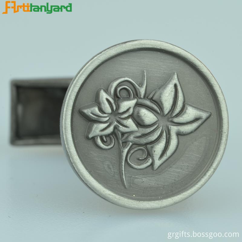 Custom Cufflinks Design