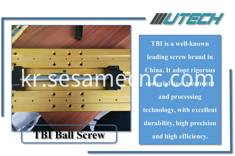 2 TBI Ball Screw 750