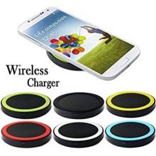 เครื่องชาร์จโทรศัพท์มือถือ QI Wireless Charger Pad ชาร์จไฟ